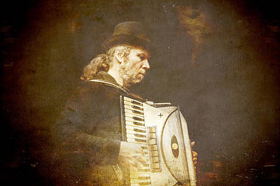 Photograph - Song Of The Gypsy King by Michele Cornelius