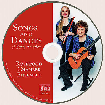Photograph - Songs And Dances Cd  by Phil Cardamone