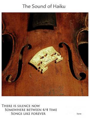 Songs Like Forever  Art Print by Steven Digman