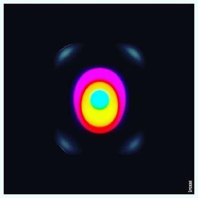 Mixed Media - Sonic Zoom by Simenona Martinez