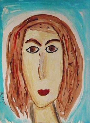 Painting - Sonnet by Mary Carol Williams