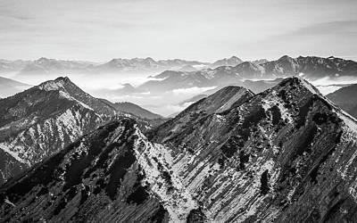 Photograph - Sonntagshorn Views by Alexander Kunz
