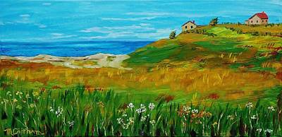 Painting - Sonoma Coast by Mike Caitham