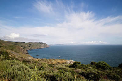 Photograph - Sonoma Coastline by Lana Trussell