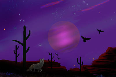 Photograph - Sonoran Lucid Dream by J Griff Griffin