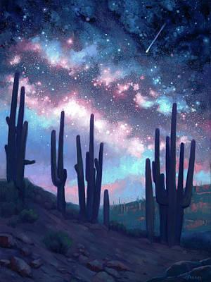 Sonoran Starlight Art Print