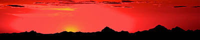 Photograph - Sonoran Sunset  by Don Mercer