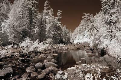 Photograph - Sooke River Summer by Bill Kellett