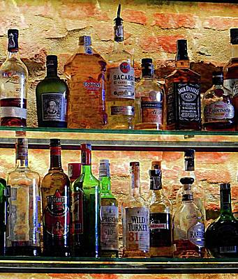 Photograph - Soon Time For A Drink by Dorothy Berry-Lound