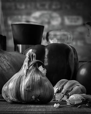 Photograph - Soon To Be Sauce by Bob Orsillo