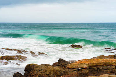 Photograph - Soothing Waves by Dee Browning