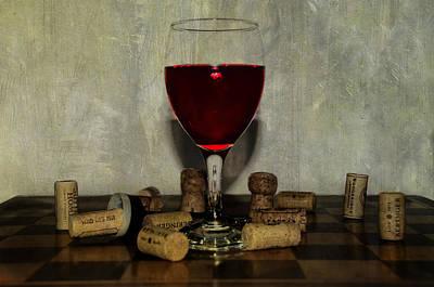 Winery Digital Art - Sophistication by Bill Cannon