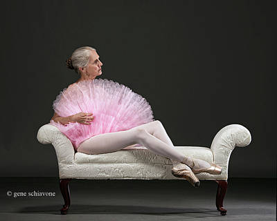 Photograph - Sophistication In Ballet by Nancy Taylor
