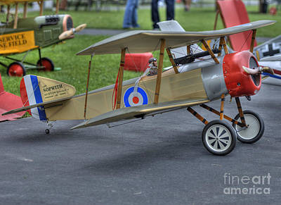 Photograph - Sopwith Camel Between Missions by David Bearden