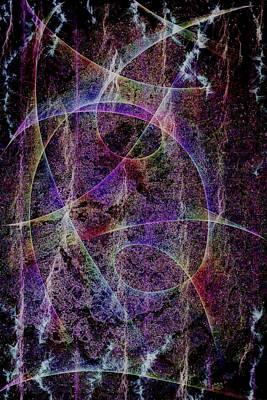 Digital Art - Sorbet by Rosalie Scanlon