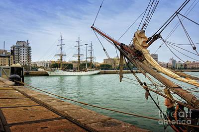 Photograph - Sorlandet Cadiz Spain by Pablo Avanzini