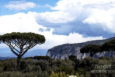 Photograph - Sorrento Clouds by John Rizzuto