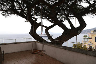 Photograph - Sorrento Italy 2 by Andrew Fare