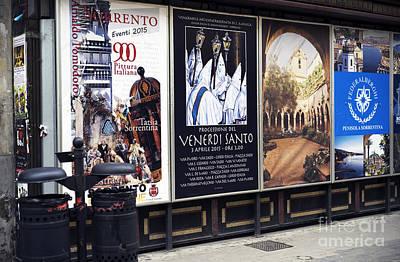 Photograph - Sorrento Venerdi Santo by John Rizzuto