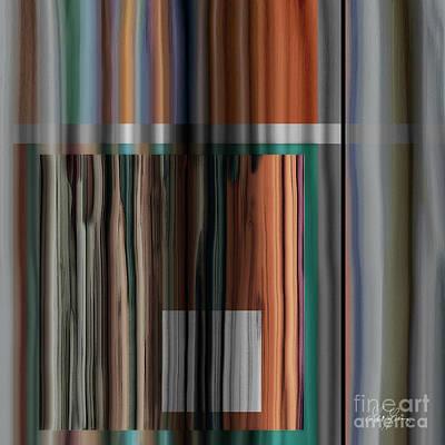 Digital Art - Sorting Of Memories by Leo Symon