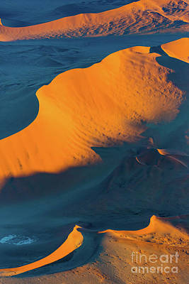 Photograph - Sossusvlei From Above by Inge Johnsson