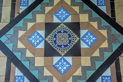 Photograph - Sottile Tiles by Ed Waldrop