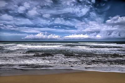 Photograph - Sotto Il Maestrale Urla E Biancheggia Il Mar by Enrico Pelos