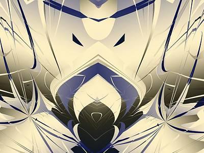 Digital Art - Sou Ka by Mike Turner