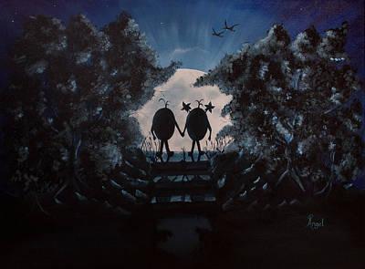 Soul Angels - Dream Art Print