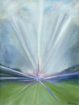 Painting - Soul Blastoff by Craig Stevens