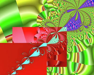 Digital Art - Soul Bleeding by Barbara Burns