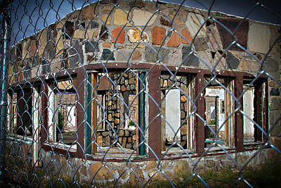 Photograph - Soul In Chains At Desert Lodge by Bonnie Follett