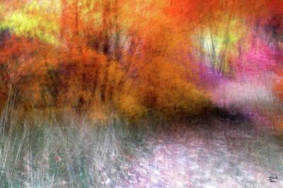 Fall Photograph - Soul Manifest  by Brett Pelletier