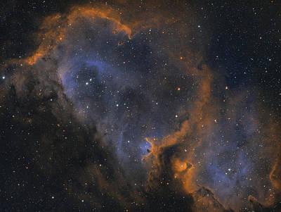 Photograph - Soul Nebula by Dennis Sprinkle