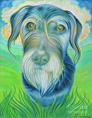 Soul Portrait Of Digby Art Print
