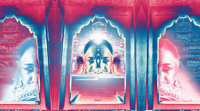 Soul Searching Digital Art - Soul Search - Part 2 -search For Truth by Rupali Sharma
