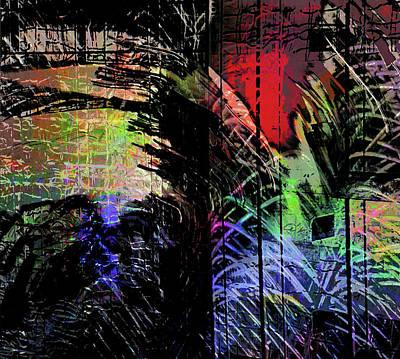 Digital Art - Soul Searching by David Pantuso
