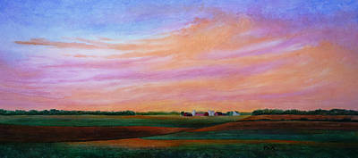 Painting - Soul Serenity by Thomas Kuchenbecker