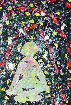 Painting - Soul Universal by Odalo Wasikhongo