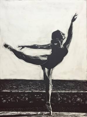 Bailarina Painting - Souldancer by Angela Roelas