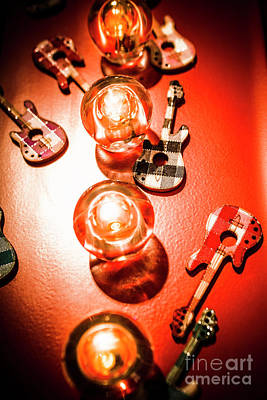 Music Photos - Sound and lights by Jorgo Photography - Wall Art Gallery