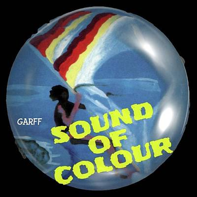 Digital Art - Sound Of Colour by Enrico Garff