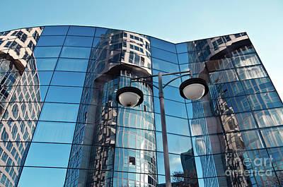 Photograph - Sound Of Glass by Silva Wischeropp
