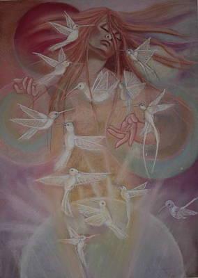 Pastel - Sound Of Light by Pamela Mccabe