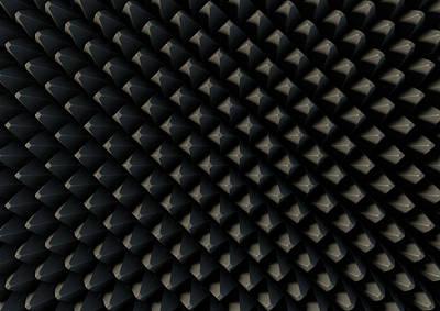 Noise . Sounds Digital Art - Sound Proof Foam by Allan Swart