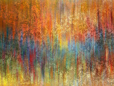 Painting - Sound Waves by Ally White