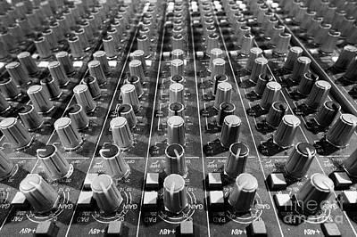 Photograph - Soundboard by Patrick M Lynch