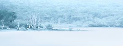 Landscape Photograph - Soundless Greeting by Masa Onikata