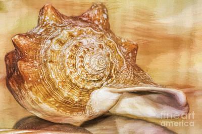 Sounds Of The Ocean Art Print