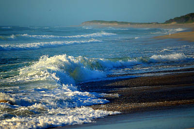 Undertow Photograph - Sounds Of The Surf by Dianne Cowen
